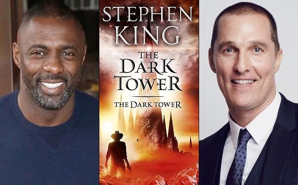 dark tower movies idris elba Stephen King Confirmed 'The Dark Tower' Movie Will Star Idris Elba and Matthew McConaughey