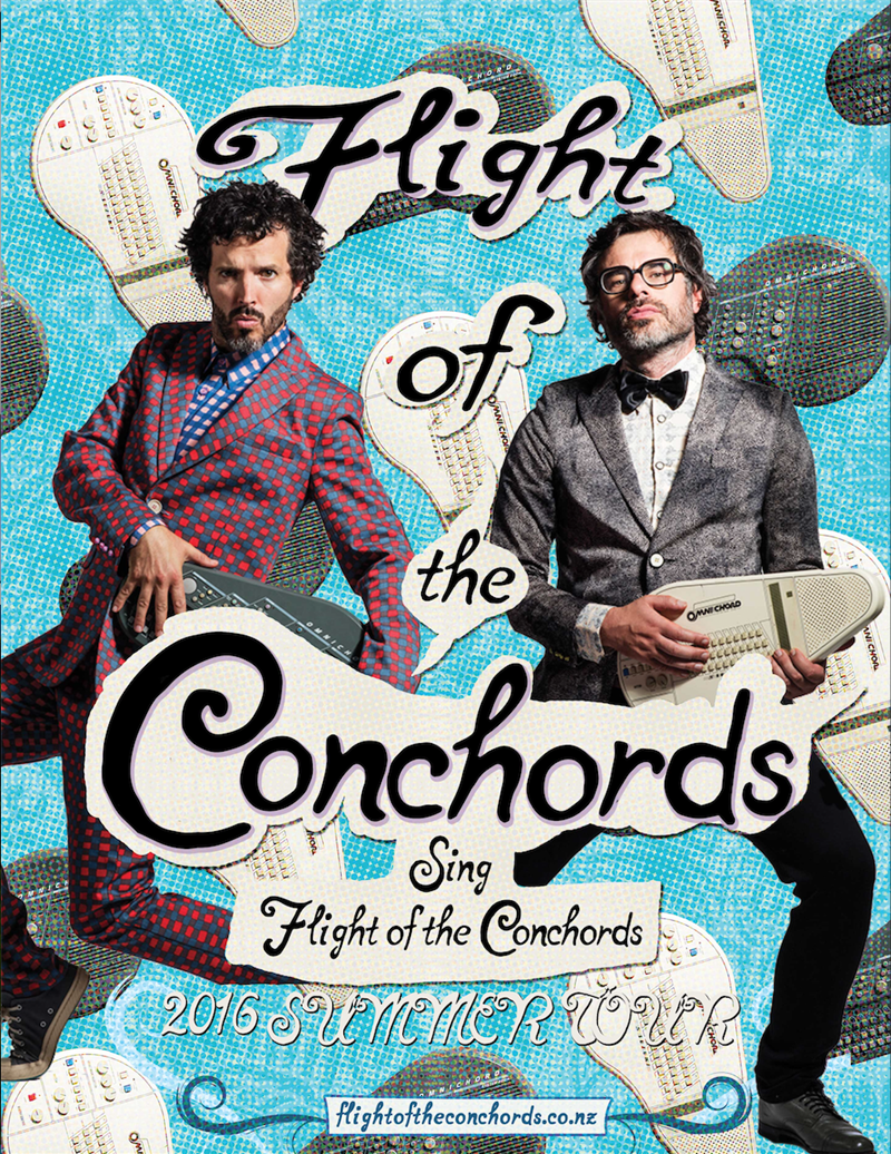 flight of the conchords tour news Flight of the Conchords Are Going on Tour With New Material