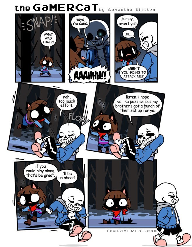 undertale web comics - 8755559424