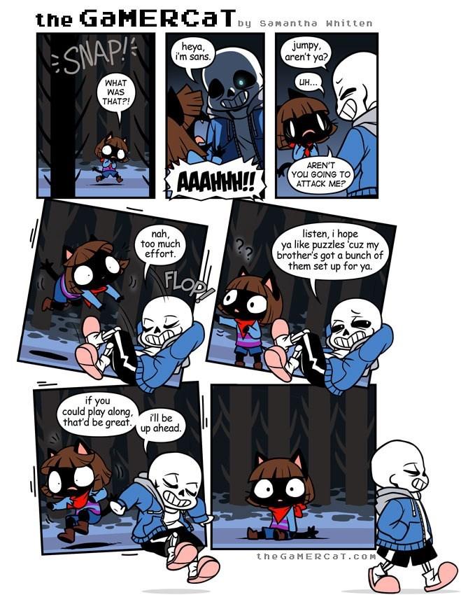 undertale web comics - 8755559424