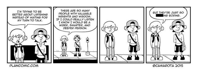 web comics optimism Self Improvement