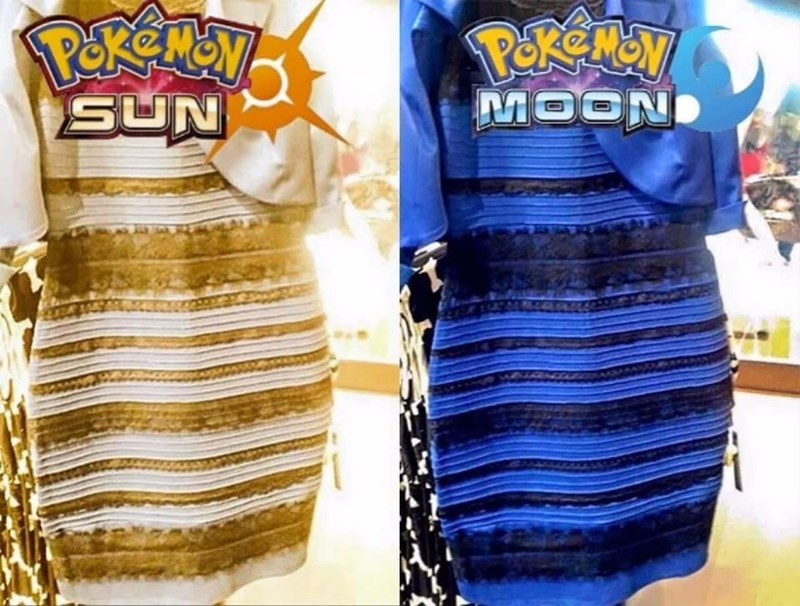 pokemon sun and moon the dress