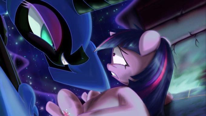 nightmare moon twilight sparkle princess luna - 8755741440