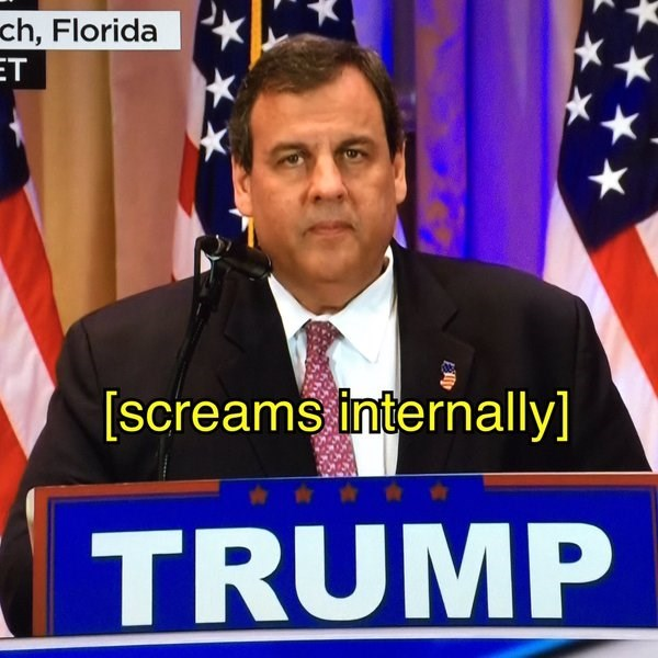 News - ch, Florida ET [screams internally] TRUMP