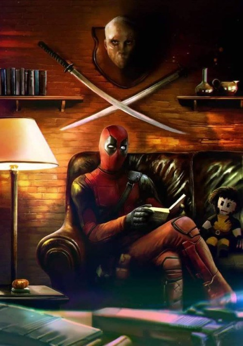 deadpool x men image When You See It