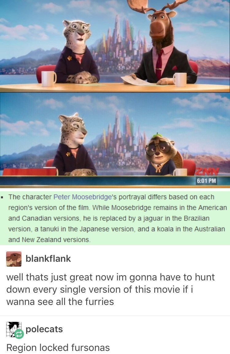 zootopia furries cartoons - 8755872512