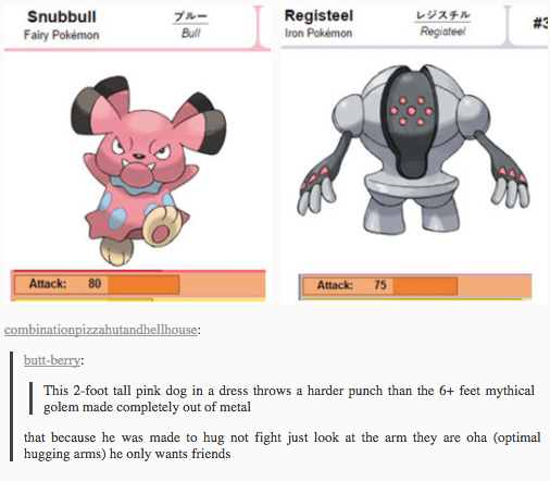 registeel hugs