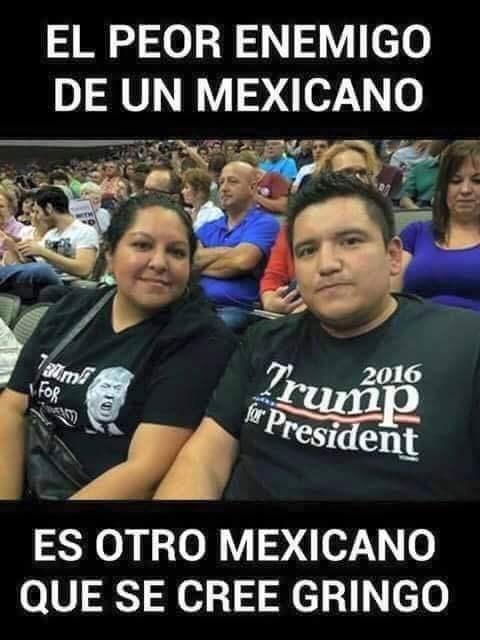 peor enemigo de mexicano