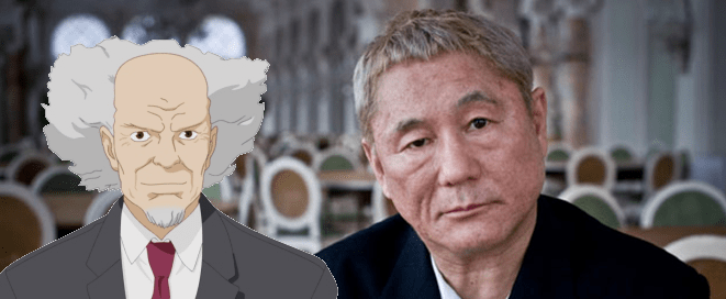 japanese actor beat takeshi joins western ghost in the shell movie