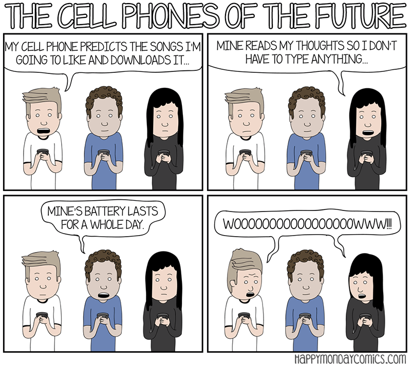 web comics future phones But How?