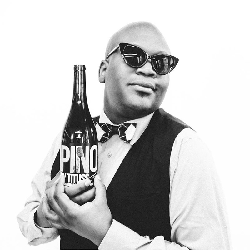 unbreakable kimmi schmidt wine tv 'Unbreakable Kimmy Schmidt' Actor Tituss Burgess Released His Own Brand of Pinot Noir