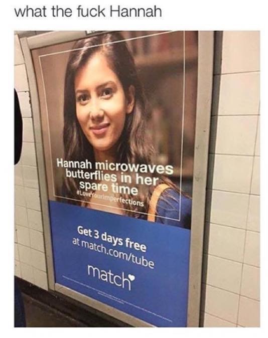 hannah microwaves butterflies