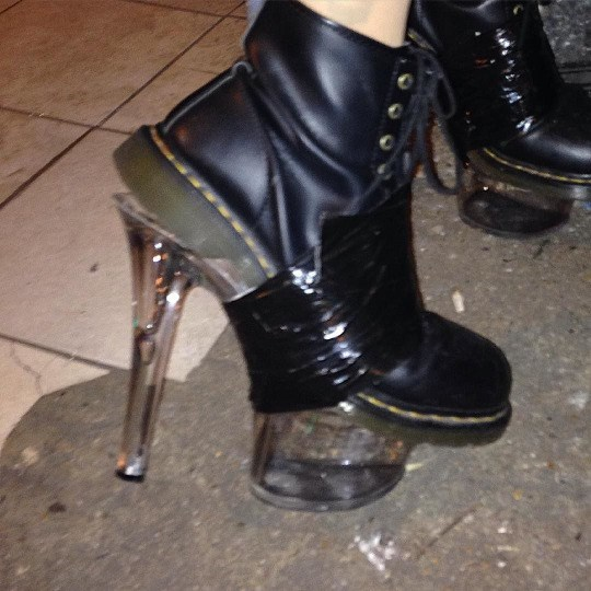 Has Stripper-Punk Finally Gone Too Far?