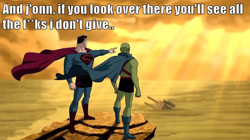 look martian manhunter superman - 8756478720