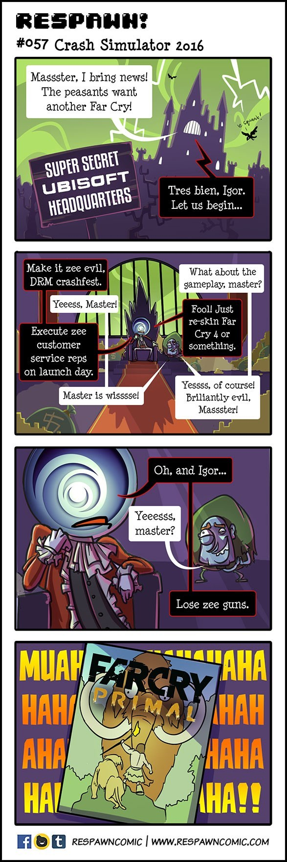 far cry video games web comics - 8756707840