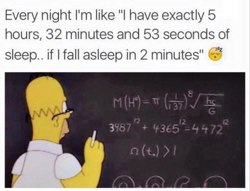 funny memes bedtime math