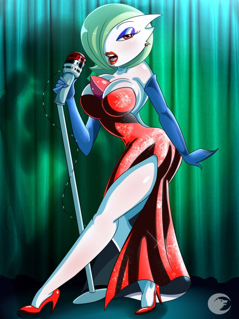 jessica rabbit Fan Art gardevoir - 8757030144
