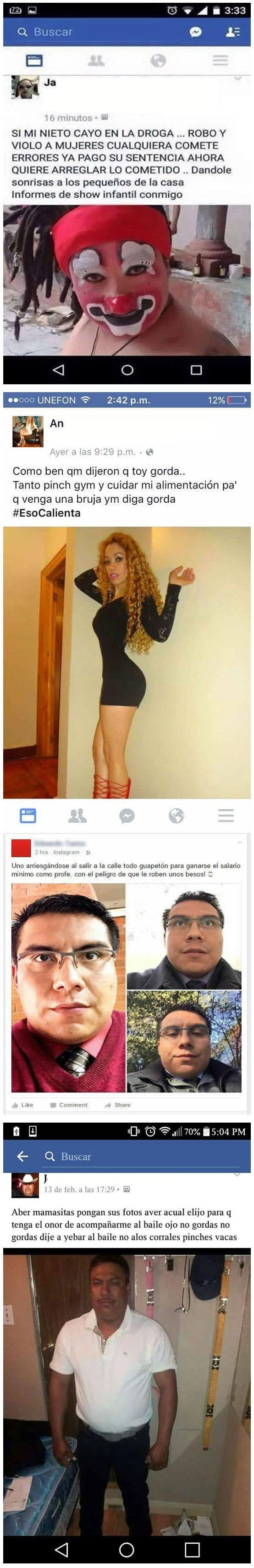 verdades en facebook