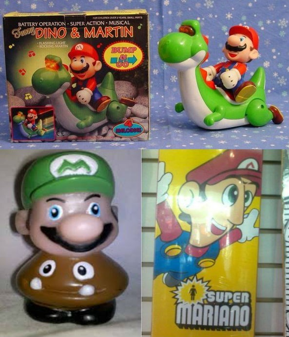 Mario - FOR CHLOREN OVER EARS sHALL FARTSE BATTERY OPERATION SUPER ACTION MUSICAL SaDy DINO & MARTIN FLASHING LIGHT O0ONG MAKIIN BUMP LODIES SUPER MARIANO