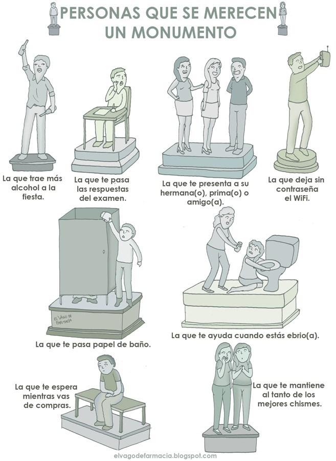 merecen monumento
