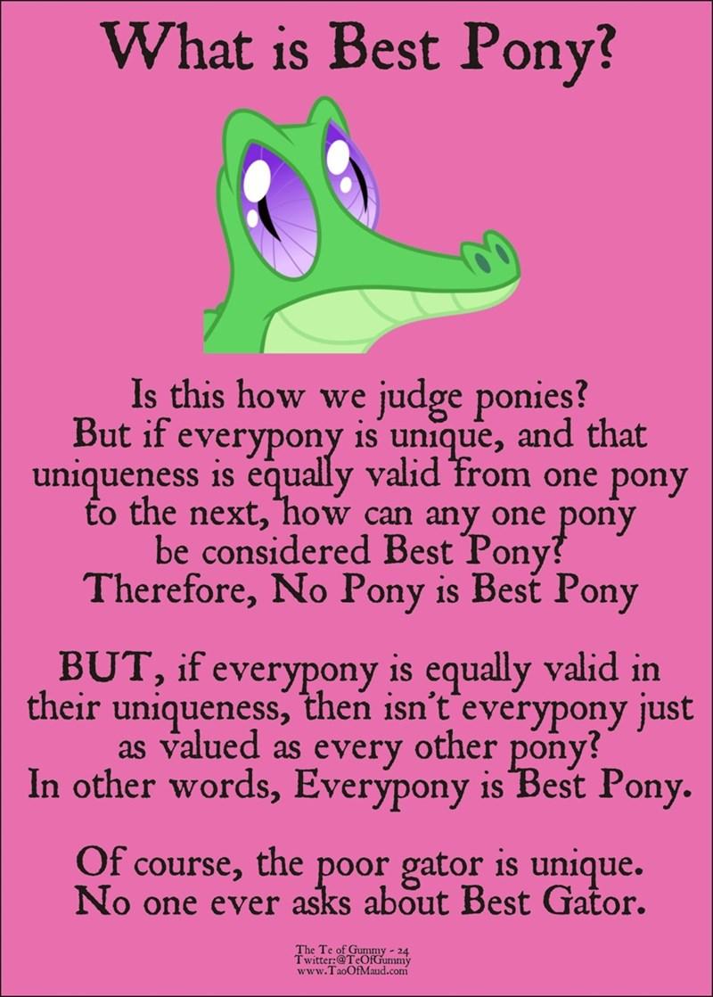 gummy best pony - 8757280512