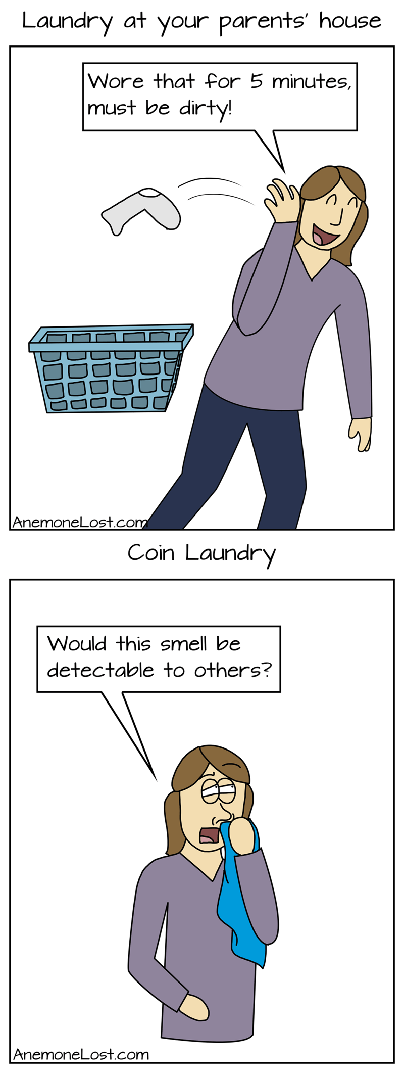 laundry,decisions,web comics