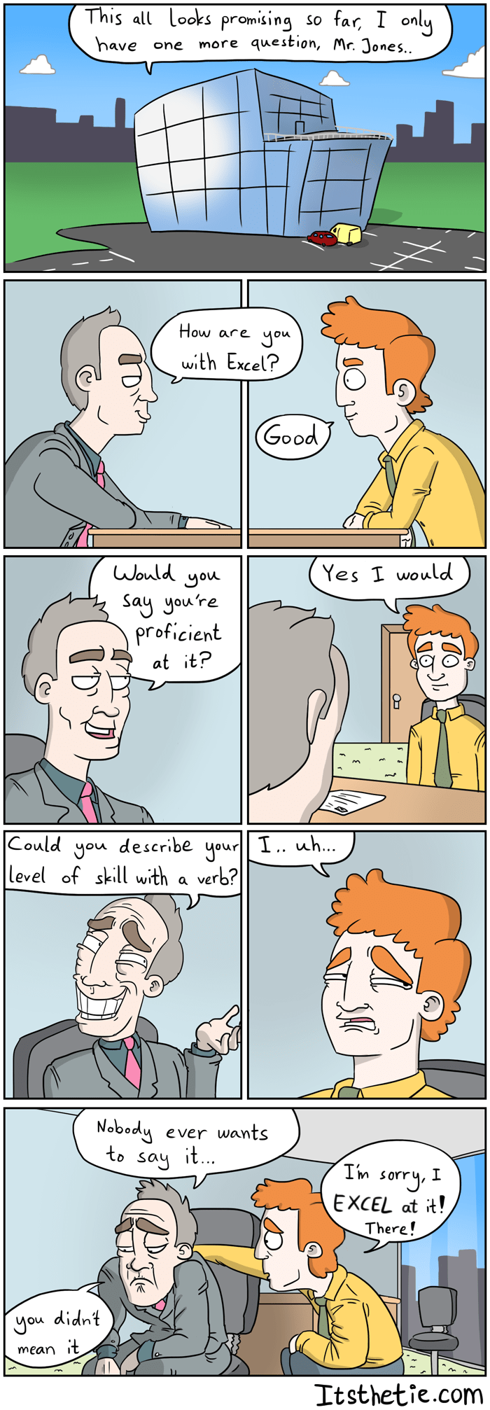 job puns web comics - 8757712896