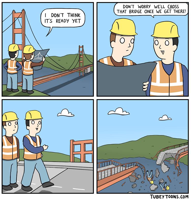 web comics metaphor reality That Is Not a Useful Metaphor