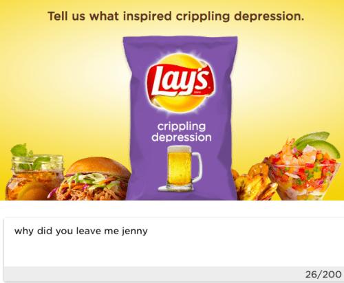 feels,Lays,depression