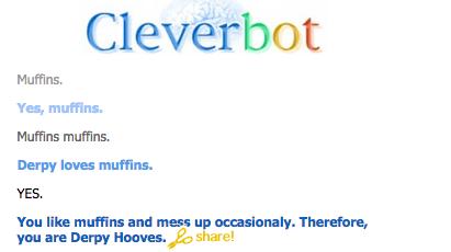 derpy hooves Cleverbot - 8757818880