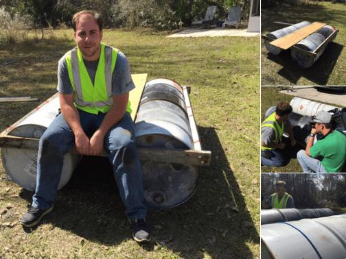 cuba usa raft A Florida Mayor Plans to Go to Cuba on a Homemade Raft