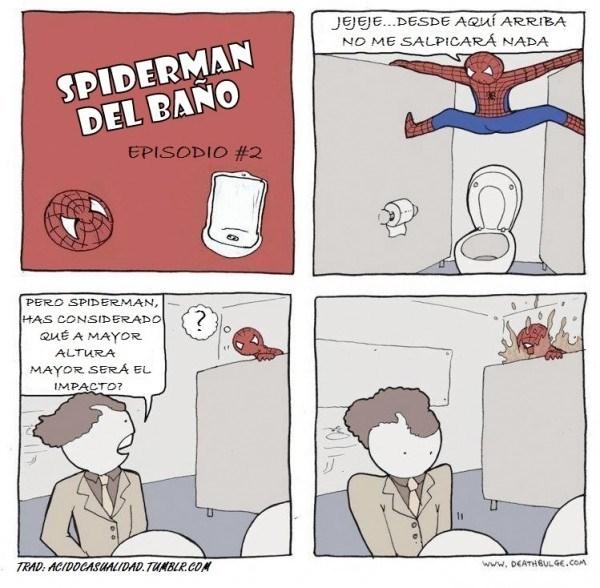 logica nivel spiderman