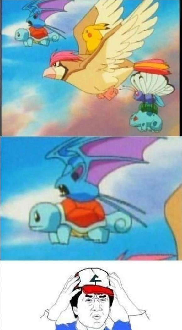 logica pokemon