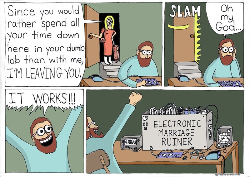 web comics marriage So Much More TIme for Video Games!