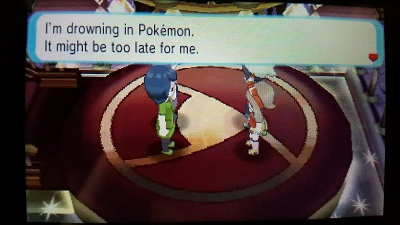 pokemon memes drowning in pokemon