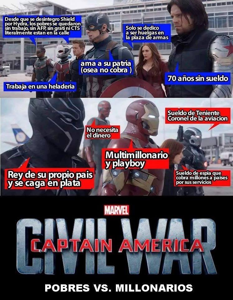 resumen de civil war