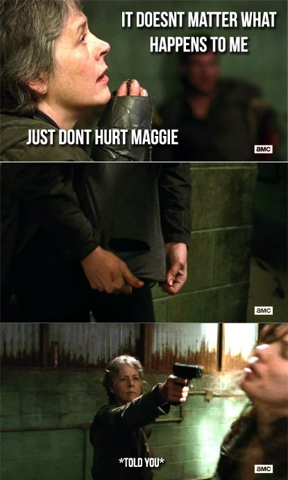 dont hurt maggie