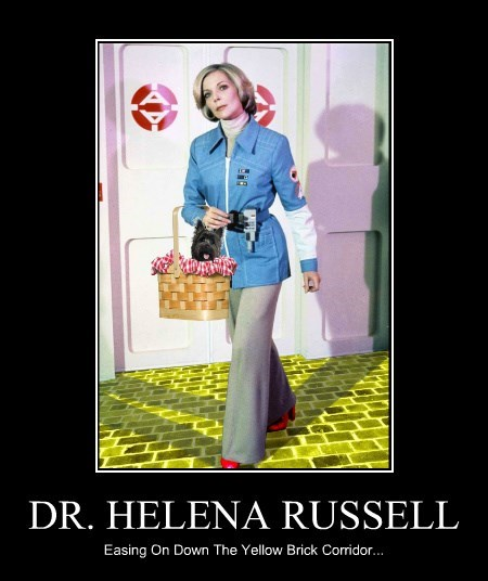 DR. HELENA RUSSELL