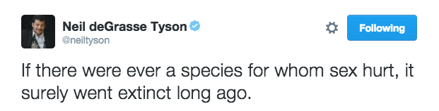 science biology neil degrasse tyson Neil DeGrasse Tyson Reminds Everyone He Is Not a Biologist With One Very Inaccurate Tweet