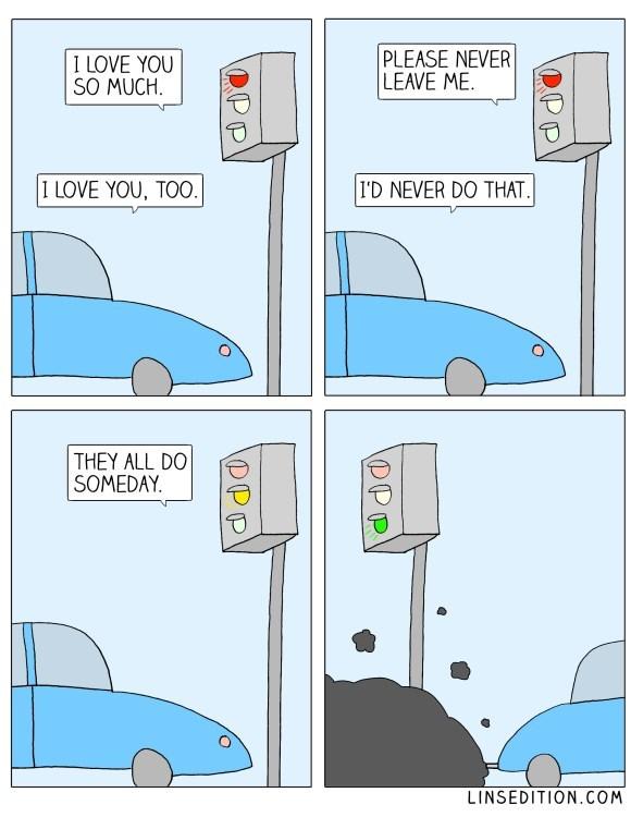 web comics inanimate objects puns You've Changed