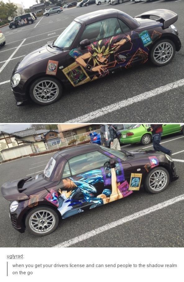 anime cars yugioh - 8759289600