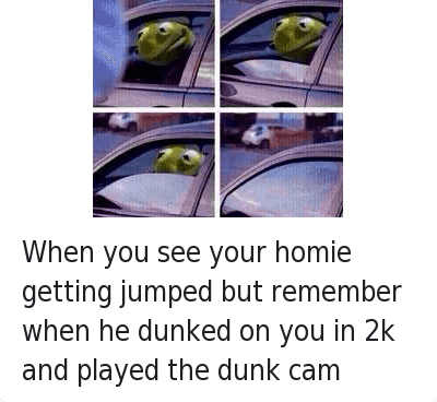 kermit the frog nba 2k - 8759293184