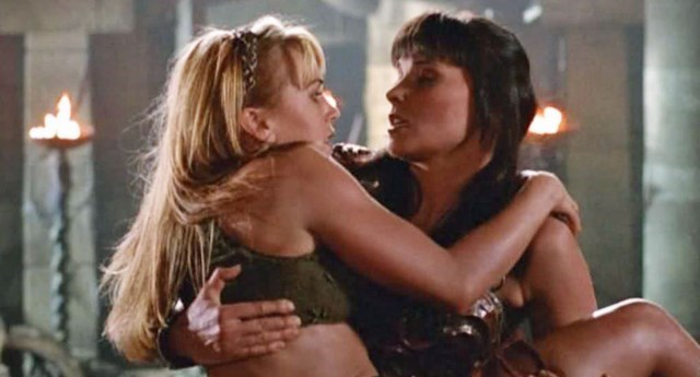 "xena reboot lgbtq Xena Will Finally Be Out and Proud in The ""Warrior Princess"" Reboot"