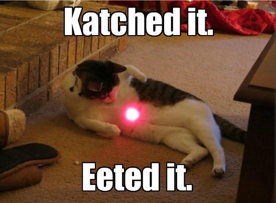 Katched it.