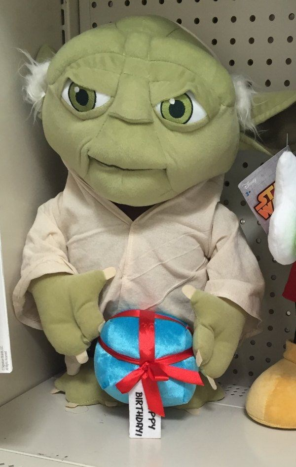 that looks naughty,star wars,yoda