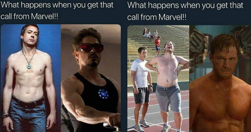 actors in marvel movies actors getting jacked
