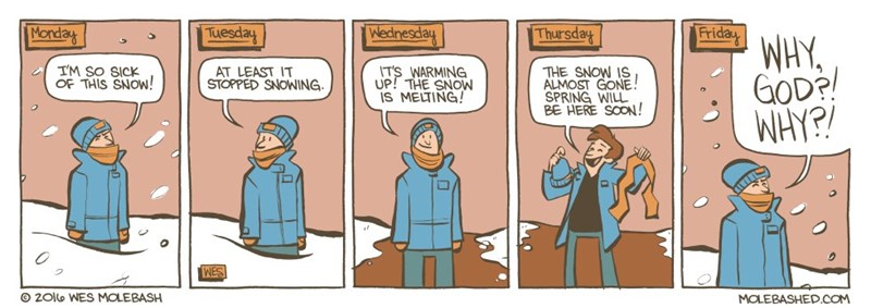 web comics weather Weather This Week, Am I Right?