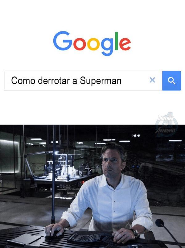 como derrotar a superman