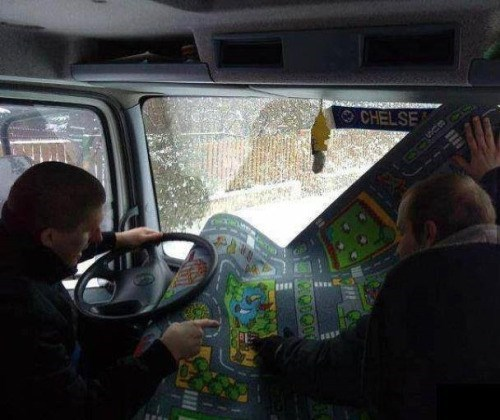 trolling driving Maps