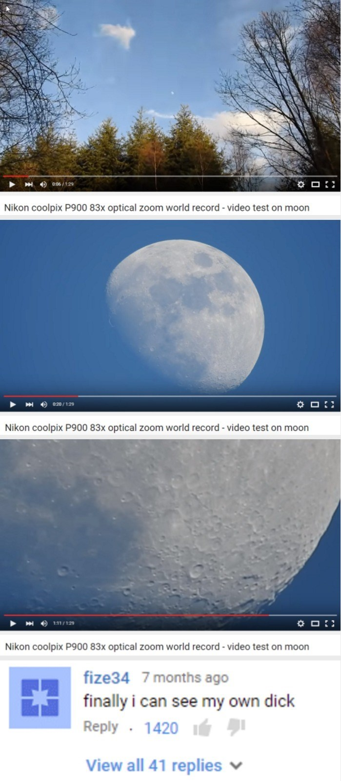 zoom moon dongs p3n0r - 8759932928
